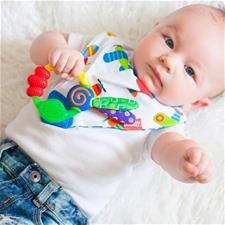 Baby products supplier of Nuby Wacky Teether