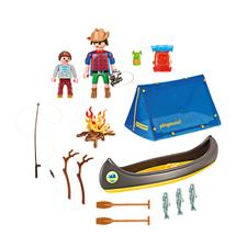 Baby products supplier of Playmobil Camping Carry Case