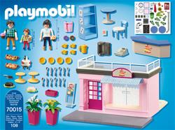 Baby products supplier of Playmobil City Life My Café