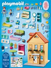 Baby products supplier of Playmobil City Life My Town House