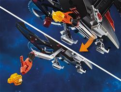 Baby products supplier of Playmobil Galaxy Police Space Pirates Helicopter