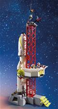Baby products supplier of Playmobil Space Mission Rocket with Launch Site with Lights and Sound