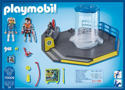 Baby products supplier of Playmobil Super Set Galaxy Police Rangers