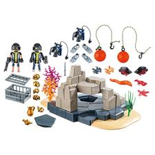 Baby products supplier of Playmobil Super Set Tactical Dive Unit