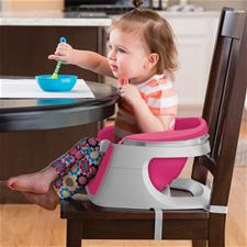 Baby products supplier of Summer Infant 4 In 1 Super Seat Pink