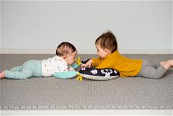 Baby products supplier of Taf Toys 2 in 1 Tummy Time Pillow