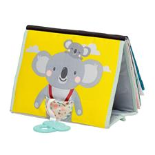 Baby products supplier of Taf Toys Kimmy Koala Tummy Time Book
