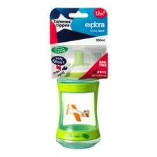 Baby products supplier of Tommee Tippee Discovera Active Tipper 12m+