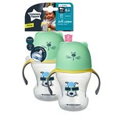 Baby products supplier of Tommee Tippee Soft Sippee Trainer Cup 230ml