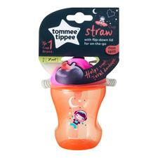 Baby products supplier of Tommee Tippee Training Straw Cup 7m+