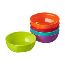 Baby products supplier of Vital Baby NOURISH Perfectly Simple Bowls 5Pk