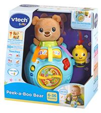 Baby products supplier of Vtech Peek-a-Boo Bear