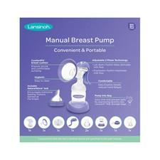 Baby products wholesaler of Lansinoh Manual Breast Pump