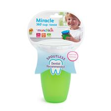 Baby products wholesaler of Munchkin Miracle 360 Sippy Cup Green 296ml