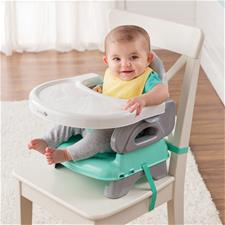 Baby products wholesaler of Summer Infant Deluxe Comfort Folding Booster Seat Teal