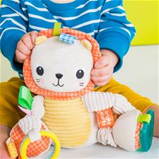 Baby products supplier of Bright Starts Bunch O Fun Lion