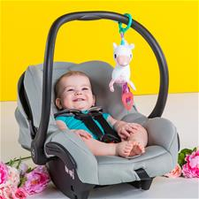 Baby products supplier of Bright Starts Sparkle N Shine Unicorn