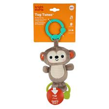 Baby products supplier of Bright Starts Tug Tunes Monkey