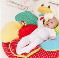 Early Learning Centre Blossom Farm Gladys Goose Sit Me Up Cosy