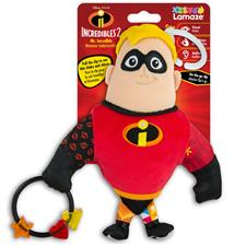 Lamaze Disney Incredibles 2 Clip & Go Mr. Incredible