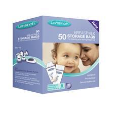 Lansinoh Milk Storage Bags 50Pk