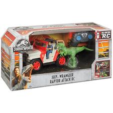 Matchbox Jurassic World Ragin Raptor Remote Control
