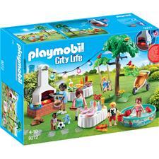 Playmobil Housewarming Party