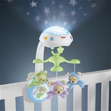 Supplier of Fisher-Price Butterfly 3 in 1 Projector Mobile