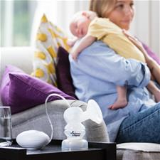 Baby products supplier of Tommee Tippee Closer to Nature Electric Breast Pump
