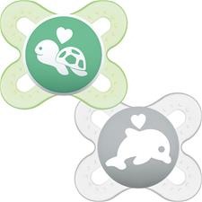 UK distributor of MAM Start Soother 0-2m 2Pk