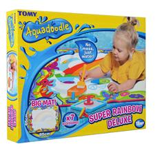 UK distributor of Tomy Aquadoodle Super Rainbow Deluxe