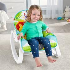 Baby products distributor of Fisher-Price Infant to Toddler Rocker Blue
