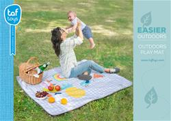 Baby products supplier of Taf Toys Outdoors Play Mat