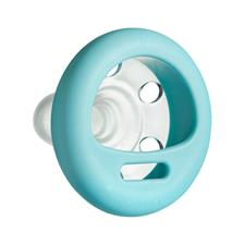 Baby products supplier of Tommee Tippee Closer to Nature Breast Like Soothers 0-6m 2Pk
