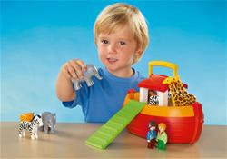 Baby products wholesaler of Playmobil 1.2.3 My Take Along Noah´s Ark