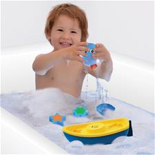 In the Night Garden Igglepiggle's Lightshow Bath-time Boat