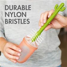 UK distributor of Boon CACTI Bottle Cleaning Brush Set