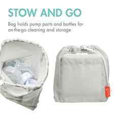 UK distributor of Boon PUMP Cleaning & Drying Set