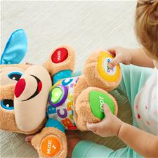 UK distributor of Fisher-Price Laugh & Learn Smart Stages Puppy