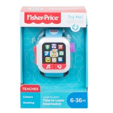 UK distributor of Fisher-Price Laugh & Learn Smart Watch