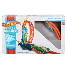 UK distributor of Hot Wheels Track Builder Pack Asst