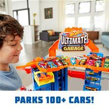 UK distributor of Hot Wheels Ultimate Garage