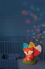 UK distributor of Infantino 3-In-1 Musical Soother & Night Light Projector