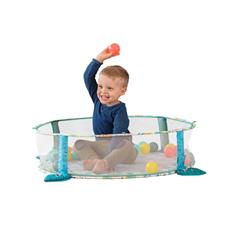 UK distributor of Infantino 3-in-1 Jumbo Activity Gym & Ball Pit