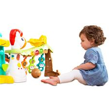 UK distributor of Infantino 4-in-1 Grow with me Playland