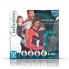 UK distributor of Infantino Carry On Carrier
