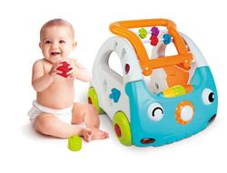 UK distributor of Infantino Sensory 3-in-1 Discovery Car