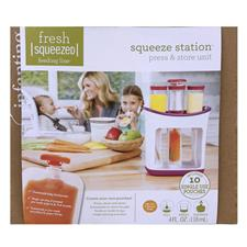 UK distributor of Infantino Squeeze station