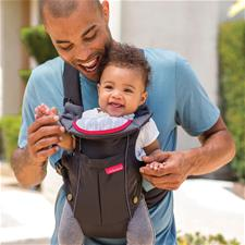 UK distributor of Infantino Swift Classic Carrier