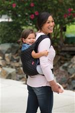 UK distributor of Infantino Zip Ergonomic Baby Travel Carrier